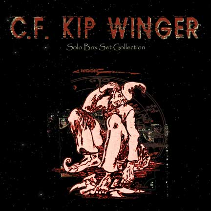 CD cover for C F Kip Winger - Solo Box Set Collection