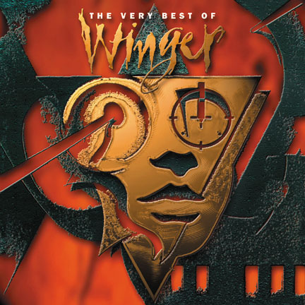 CD cover for Winger - The Very Best Of