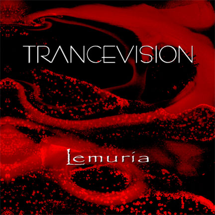 CD cover for TranceVision - Lemuria
